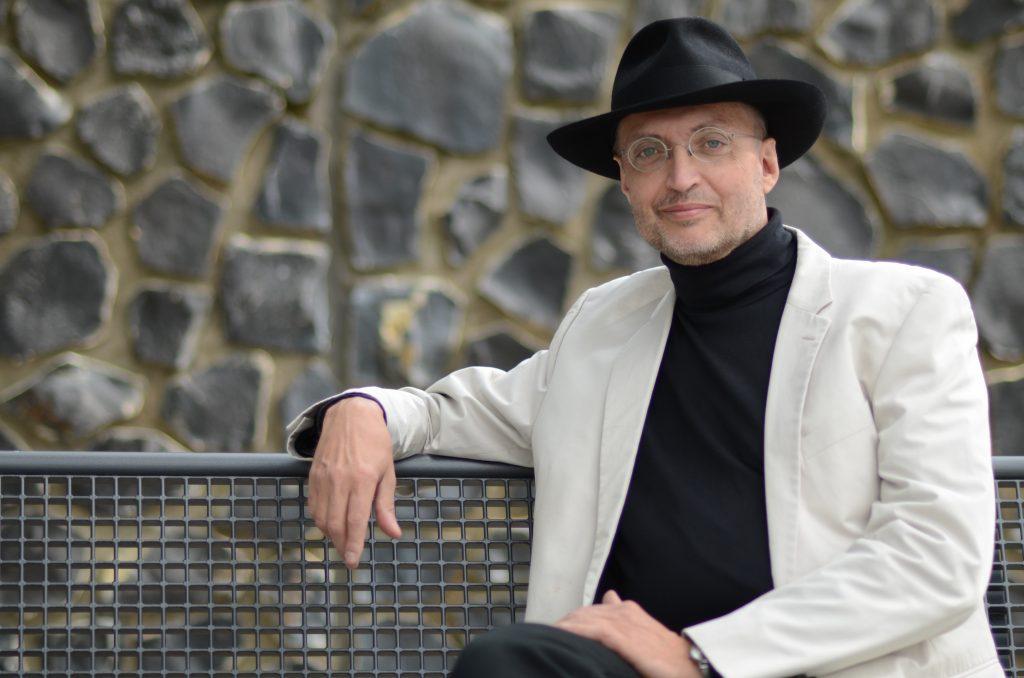 Porträt Wolfgang Lempfrid